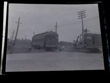 ORIG 1948 Mackayville Lafleche Quebec Canada 3 x 5 photo negative