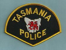 TASMANIA AUSTRALIA POLICE PATCH