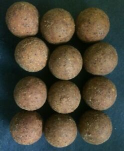 STICKY BAITS THE KRILL WAFTERS - 12 BOILIE TASTER PACK- 16mm BOILIES