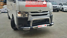 Nudge Bar and Rear Step Towbar Suitable for Toyota Hiace (LWB) 2005-2017