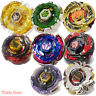 BeyBlade Fury 4D SYSTEM & Metal Fusion Fight w/ Power Launch NEUF Toupie