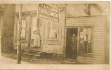 J.E. Williams Central Shoe Shop Scranton PA RP Postcard