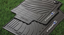 TOYOTA PRIUS C ALL WEATHER FLOOR LINERS - GENUINE TOYOTA (fits 2012-2017)