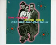 CD  LEE ROCKER & BIG BLUE	atomic boogie hour	EX  (A4319)