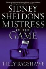 Mistress of the Game by Tilly Bagshawe and Sidney Sheldon (2009, Hc) Mystery