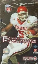 2008 TOPPS ROOKIE PROGRESSION HOBBY FOOTBALL BOX