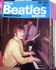 The Beatles Book Monthly Magazine No. 97 May 1984