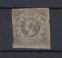 Australia States New South Wales QV 6d Imperf SG92 VFU J2452