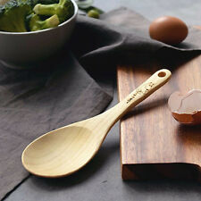 Moomin kitchen - Wooden Cooking Spoon Wood Serving Spoon Large Spoon Rice multi