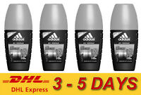 4 x ADIDAS Roll On Anti-Perspirant 48H Protection Deodorant 40 ml. Dynamic Pulse