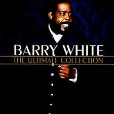 """BARRY WHITE """"THE ULTIMATE COLLECTION"""" CD NEUWARE CD NEU"""