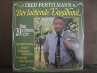 LP Fred Bertelmann - der lachende Vagabund - seine 20 schönsten Lieder