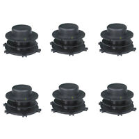 6PCS Replacement Stihl 25-2 Spools Bump Head for FS44 FS55 Weed Whacker Trimmer