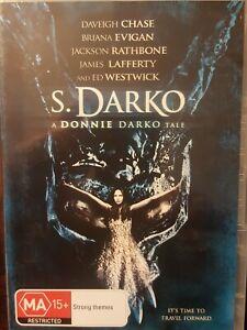 S. DARKO   (DVD, 2010) Region 4 A Donnie Darko Tale  FREE POST