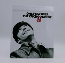 One Flew Over The Cuckoo's Nest - Bluray Steelbook Magnet Cover (NOT LENTICULAR)