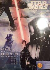 Star Wars Krieg der Sterne Adventskalender calendar echo station OVP NEU ab 3 J.