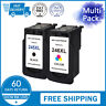 2 PK For Canon PG 245 XL CL 246 XL Ink Cartridge for PIXMA  MG2920 MG2522 MG3020