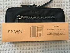 KNOMO  Black Camouflage Knomad Travel Wallet / Organiser / Case