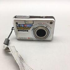 Optio A10  Pentax Digital Camera - Silver 8.0MP - Fast Free Shipping - G11