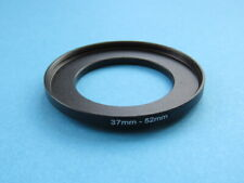 37mm to 52mm Step Up Step-Up Ring Camera Lens Filter Adapter Ring 37mm-52mm