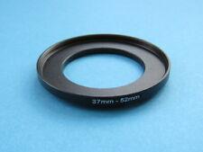 Filtros y adaptador del objetivo ring 30mm Step-up 37mm 30mm-37mm