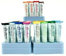 Vintage Tri-Chem Liquid Embroidery Paint Pens 48 Paint Tubes in Totes