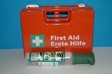 Betriebsverbandkasten Verbandkoffer DIN 13157 C Erste Hilfe + Augenspülung250ml