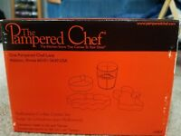 Pampered Chef Halloween Cookie Cutters New In Box