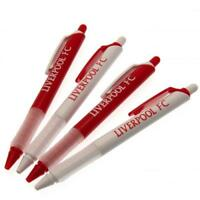 Liverpool Fc 4 Pack Pen Set Back To School Office Stationary