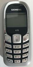 Siemens A70 Cell Phone with Battery - Excellent Condition