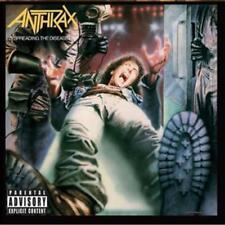 Anthrax-spreading the disease (Dlx EDT) 2 CD (2015) ORIGINALE IMBALLATO-NUOVO