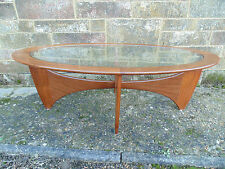 Vintage/Retro Oval Coffee Tables