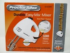 Hand Mixer Easy Mix 100 Watt 5 Speed Proctor Silex