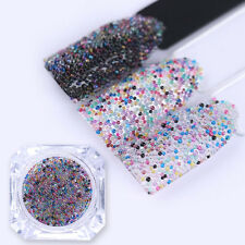 3g BORN PRETTY Mikro Perlen 3D Micro Glass Caviar Beads Ball Nagel Glitzer Dekor