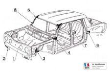 Renforts De Caisse Renault R8