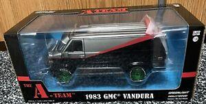 Greenlight The A-Team Chase. 1983 GMC Vandura