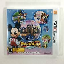 3DS Disney Magical World Game ( US/Asia Region Version)