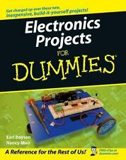 Electronics Projects For Dummies: By Boysen, Earl, Muir, Nancy C.