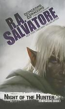 Legend of Drizzt #28/Companions Codex #1: Night of the Hunter by R. A. Salvatore