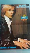 sheila  poster 2 pages ou  richard clayderman