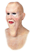 """Silicone Mask """"Lady Boro"""" Hand Made, Halloween High Quality, Realistic,"""
