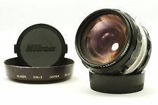 @ Ship in 24 Hours! @ Nikon Nikkor-H Auto 28mm f3.5 Wide-Angle Non-Ai MF Lens
