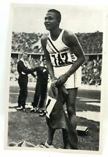 OLYMPIA 1936 Olympiade OLYMPIC Photo Bild Archie F. Williams USA Bild Nr.36
