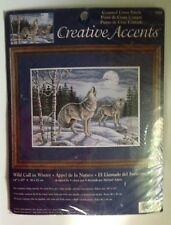 Dimensions Creative Accents Counted Cross Stitch Wild Call in Winter 7938