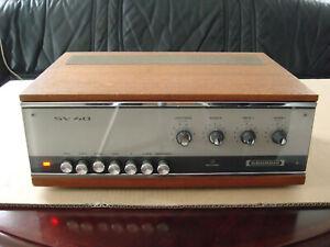 Grundig SV 40  Verstärker HiFi Stereo Vintage
