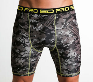 Carbon Digi-cam Smuggling Duds SD Pro Range Compression Shorts