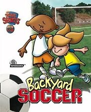 Backyard Soccer  Pick your team, design their uniform and head out to 20 fields