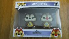Funko POP! Disney Kingdom Hearts Chip and Dale rescue rangers vinyl Two Pack