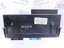 BMW 1 SERIES 118 120 BODY CONTROL MODULE 9119493