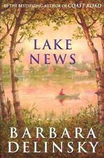 Lake News by Barbara Delinsky and Melissa Leo (1999, Hardcover)